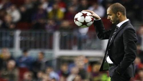 Guardiola preocupado por nivel de preparación del Barcelona