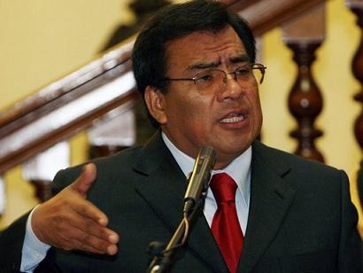 Velásquez Quesquén: 'Comisiones realizan persecución política'