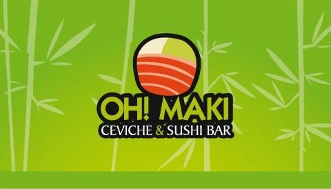 Oh! Maki, un restaurant de comida peruana - japonesa abre este sábado 7 de enero sus puertas