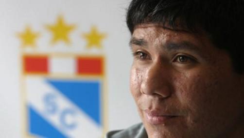 Walter Vílchez: 'Diego Forlán es un buen tipo'