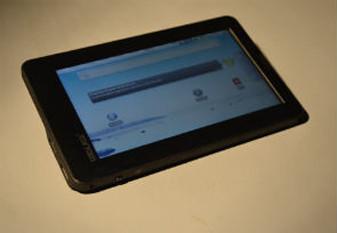 Aakash, la tableta más económica del mundo