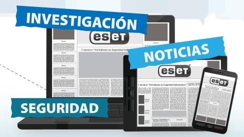 ESET organiza concurso de Periodismo en Seguridad Informática
