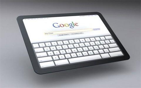 Tableta de Google costaría menos de 200 dólares