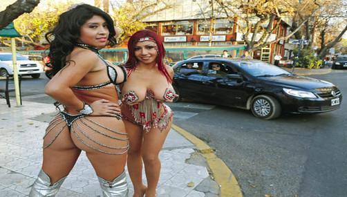 Irina Grandez y Daysi Araujo : No queremos ser como Larissa Riquelme