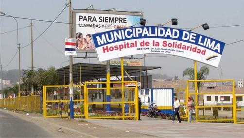 Cercado de Lima y Villa María del Triunfo tendrán nuevos Hospitales de la Solidaridad