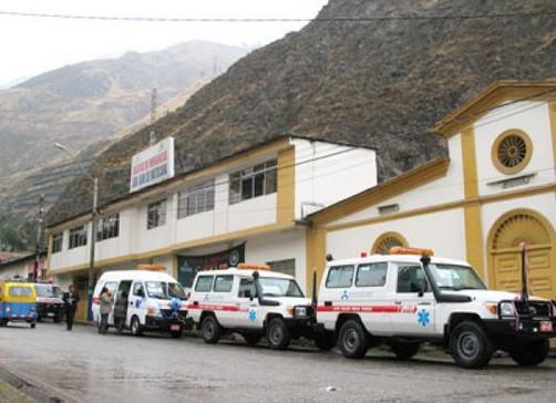Matucana: Heridos tras accidente se vienen recuperando