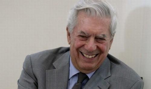 Vargas Llosa dijo no haber leído obras del Nobel de Literatura 2011