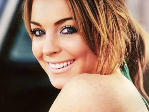 Lindsay Lohan se vuelve a inspirar en Marilyn Monroe
