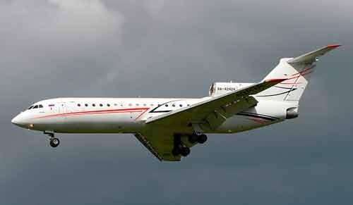 Rusia: Accidente aéreo deja al menos 36 muertos