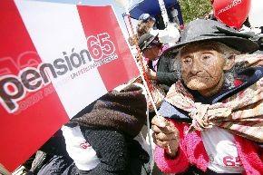 Midis promete a adultos mayores acceso  al sistema financiero con Pensión 65