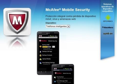 McAfee Mobile Security 2.0 combina nuevas características de seguridad para teléfonos inteligentes y tablets