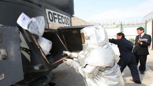 Ministro del Interior: Más de 150 toneladas de droga fueron confiscadas en cinco años