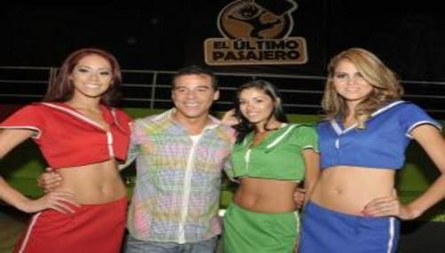 Integrantes de 'El Último Pasajero' cantaron en 'Amor, Amor, Amor'