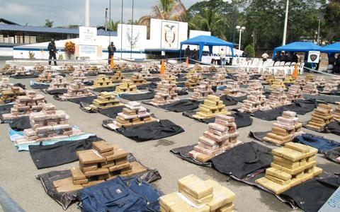 México: Incautan 15 toneladas de droga sintética en Jalisco