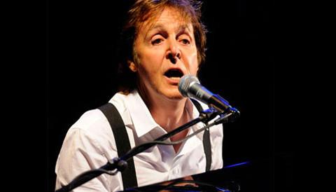 Paul McCartney ya figura en el Paseo de la Fama de Hollywood