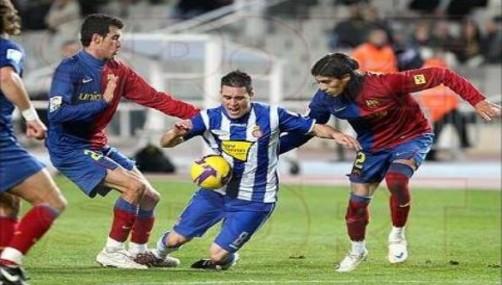 Barcelona cayó goleado 3-0 por el Espanyol