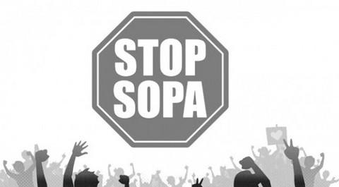 Facebook y Twitter cerrarían a causa de la ley S.O.P.A