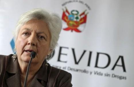 Nueva presidenta de Devida a favor de cultivos de coca