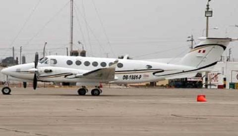 Pisco: Avioneta de instrucción de la FAP sufre aparatoso accidente