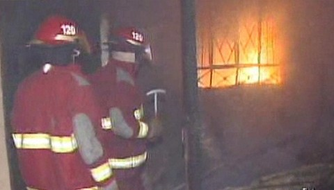 ¿Crees que los bomberos deberían recibir mayor apoyo del Estado?