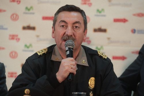 Nuevo director general de la Policía Nacional será reconocido hoy