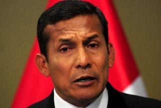 CPI: Mayoría de peruanos aprueba gobierno de Ollanta Humala