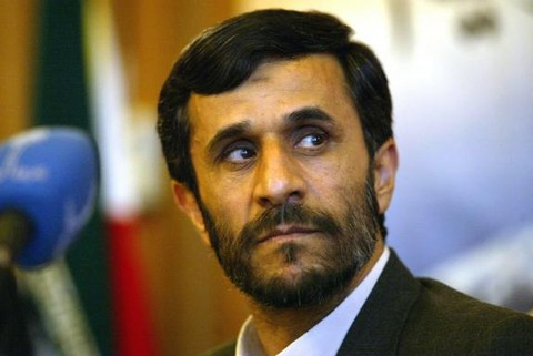 Presidente de Irán Mahmud Ahmadinejad llegó a Cuba