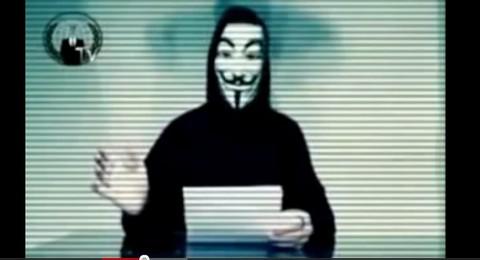 Anonymous hackea web de la Cámara Minera de México