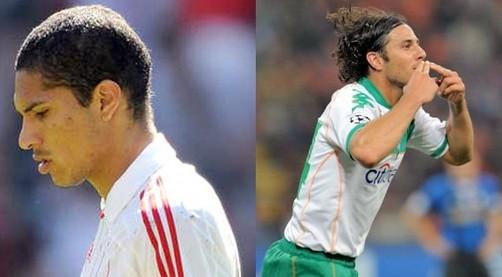 Video: Pizarro anotó dos goles en el triunfo del Werder Bremen sobre el Hamburgo