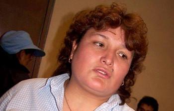 Abencia Meza: 'No hay motivo para escaparme'