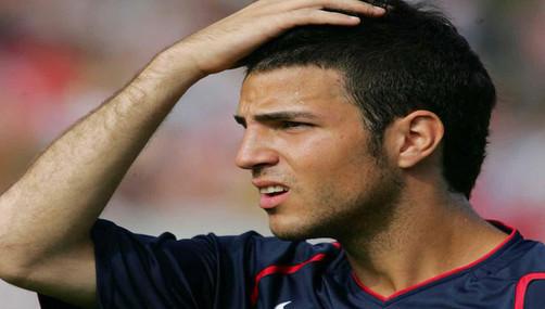 Arsenal retrasa el anuncio oficial del fichaje de Fabregas