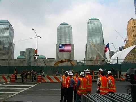Saluda el aniversario del 11S con '9/11 Memorial'