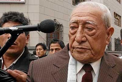 Isaac Humala: '... con mis ideas estamos en el Poder'