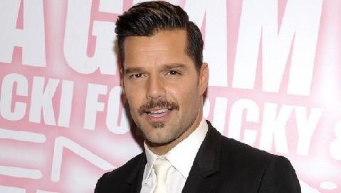 Ricky Martin es portada de revista gay 'The Advocate'