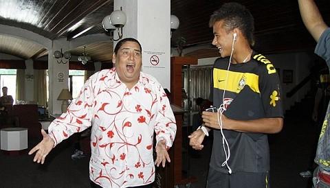 Tongo se verá nuevamente con Neymar
