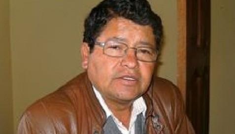 Inician protestas en Cajamarca por captura de Wilfredo Saavedra