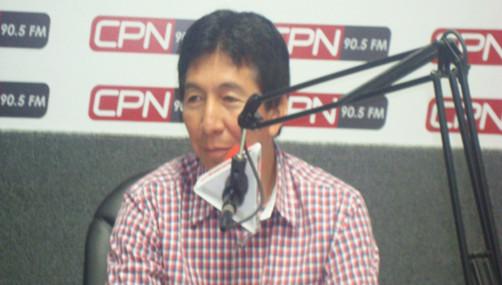 Hildebrando Tapia: 'Canciller no irá al Congreso por caso de Alexis Humala'