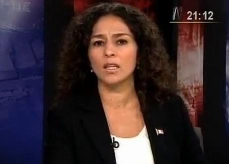 Cecilia Chacón fue internada de emergencia por hidrocefalia