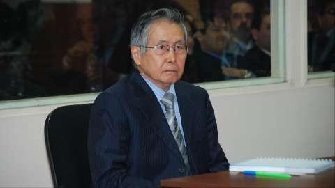 Alberto Fujimori fue internado de urgencia tras sufrir caída