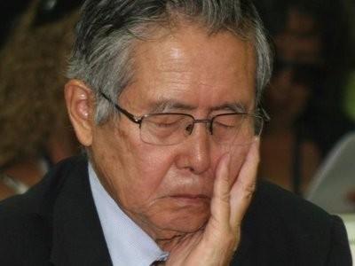 Jefe del INPE da detalles sobre la salud de Alberto Fujimori