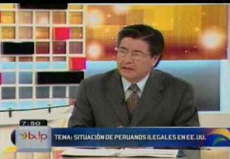 Cancillería denuncia discriminación contra ilegales peruanos en Estados Unidos