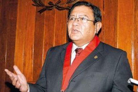 CNM nombró a Jorge Salas Arenas como nuevo juez supremo