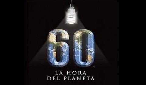 Patria Verde instó a los peruanos a participar en la hora del planeta