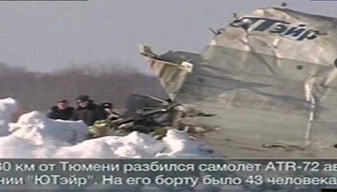 Siberia: Al menos 31 muertos tras accidente aéreo