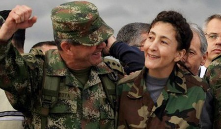 Ingrid Betancourt sobre liberados: 'Se siente mucha alegría'