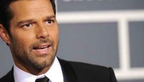 Marc Anthony y Jon Secada, fans de Ricky Martin en 'Evita'