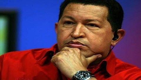 Hugo Chávez: 'Aferrado a la vida estoy'