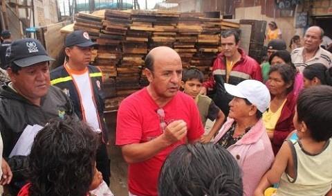 Instalan 40 albergues en Iquitos para familias afectadas por inundaciones