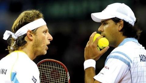 Copa Davis: Nalbandian y Schwank esperan para empatar la serie