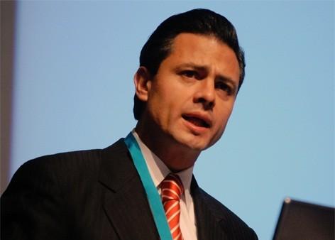 Peña Nieto: 'Mantendremos al Ejército en las zonas de mayor criminalidad en México'
